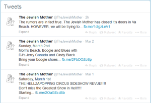 JewishMotherTweets