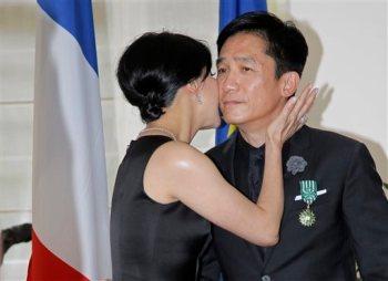 Tony Leung, Carina Lau