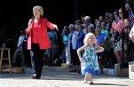 Hillary Rodham Clinton, Louisa Hill