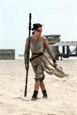 Star Wars: The Force Awakens Daisy Ridley