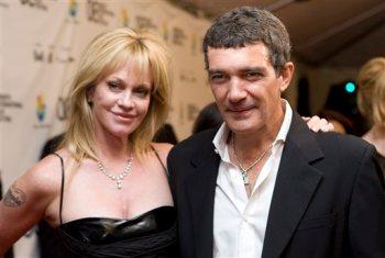 Antonio Banderas; Melanie Griffith