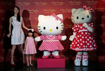 Priscilla Wong, Celine Yeung, Hello Kitty