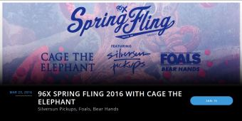 spring fling 2016