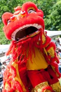 International Children's Festival 1- Dragon Head Dance (2)