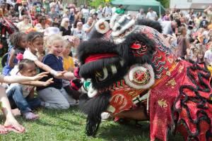 International Children's Festival 2- Lions Head (2)