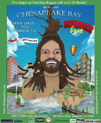 Chesapeake Bay Reggae Fest (2)